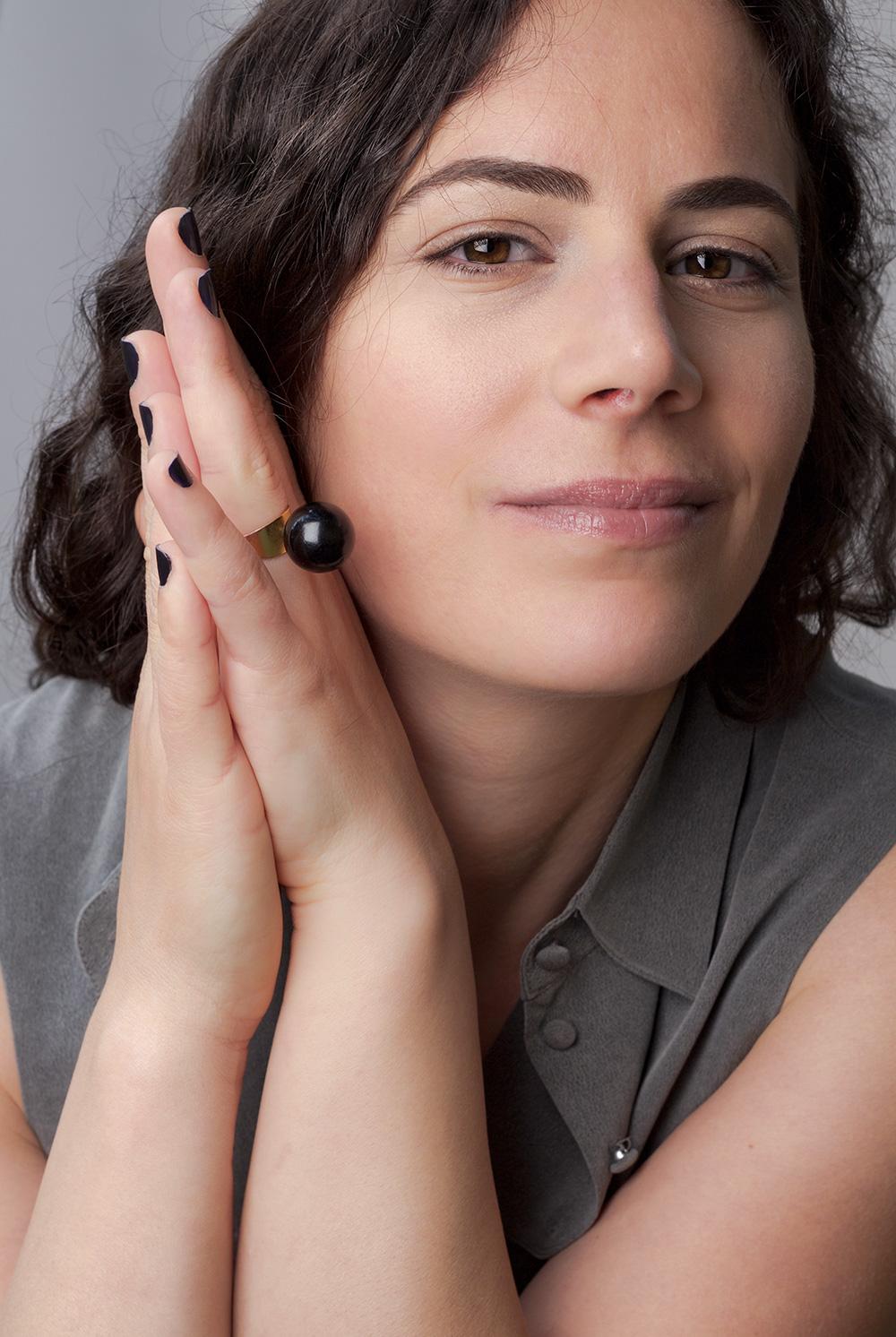 Nadine Hajjar Portrait