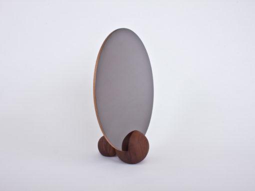 Boule – miroir circulaire de table
