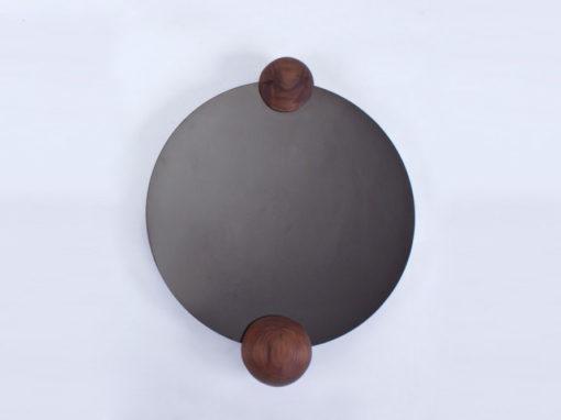 Boule – miroir circulaire mural